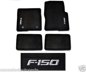 Ford F Logo Floor Mats