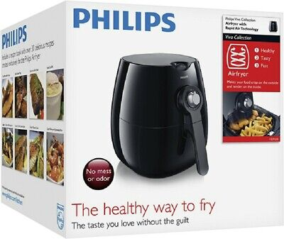 Philips Viva Digital 1425W Multi-Cooker Airfryer - HD9230/26 - Black