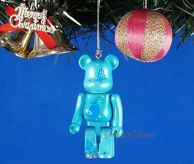 CHRISTBAUMSCHMUCK Ornament Party Decor Bearbrick Princess Cinderella *K1048_R