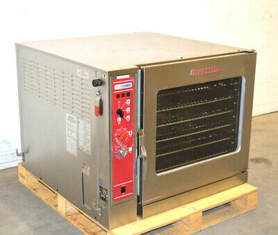 Blodgett Cos8eaa 40 Combi Electric Convection Oven 3-ph Steamhot-air 500f Ac