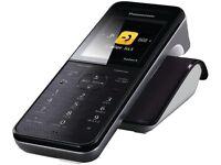 Panasonic KX-PRW120E Cordless home phone with 2nd handset