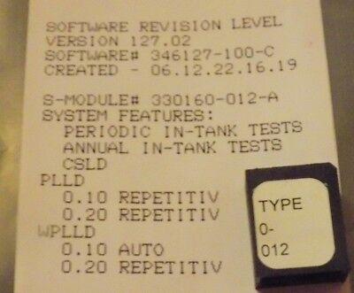 Gilbarco Veeder-root Tls-350 330160-012 Csldplld Wplld Ultimate Testing Sem