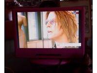 "ALBA 16"" HD TV built in freeview"