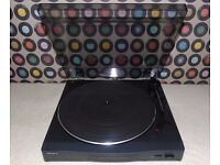 SONY PS LX-49P 40 Semi-Automatic Belt-Drive Turntable.