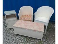 Bedroom/conservatory/etc furniture