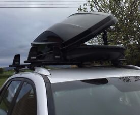 THULE ROOFBOX TOURING M