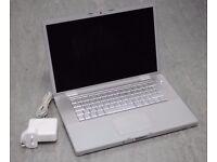 Apple MacBook Pro 2008 Model A1226 - £370