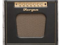 Fargen Olde 800 mkII 50w 1x12 Handwired Guitar Combo Sale or Trade