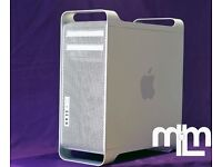 2.66GHZ APPLE MAC PRO QUAD-CORE 4GB RAM 500GB HD LOGIC PRO X ABLETON CUBASE 8 FM8 NATIVE INSTRUMENTS