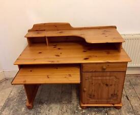 Pine Computer/office Desk