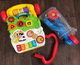 VTech First Steps Baby Walker (UN-USED)