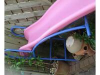 Pink small wonders slide