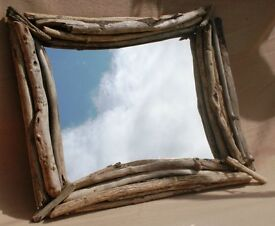 MIRRORS - UNUSUAL/RUSTIC/SHABBY CHIC/ANTIQUE/VINTAGE/WOOD/DRIFTWOOD