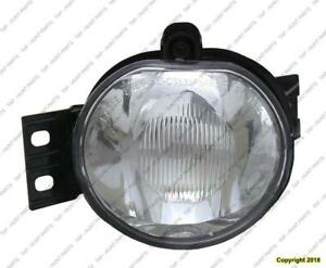 Fog Light Passenger Side High Quality Dodge Ram 2002-2008