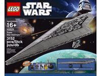 LEGO Star Wars - Super Star Destroyer 10221. Never opened. £800 ONO