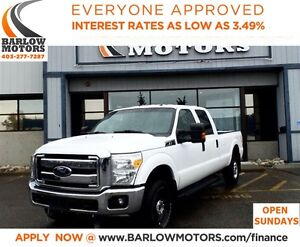 2012 Ford F-350 XLT*EVERYONE APPROVED* APPLY NOW DRIVE NOW.