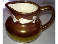 grays pottery jug