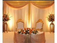 Eden Wedding and party Planners, wedding decorators, venue stylists, venue decorators