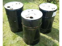 50L Fuel Drums