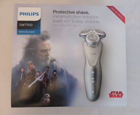Philips 7000 series Wet & Dry Shaver Star Wars Special Edition - Brand New