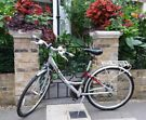 Awesome ladies bike womens females excellent hybrid bicycle
