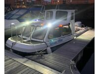 22ft Wilson flyer 2008 fishing boat fully loaded with trailer