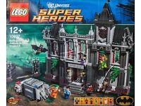 Lego Superheroes Batman Arkham Asylum Breakout