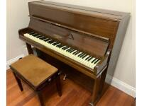 Strohmenger Piano and Stool