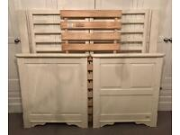 Aspace Belvoir cot bed + matching chest of drawers + more