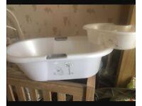 Winnie the Pooh baby bath/top&tail bowl