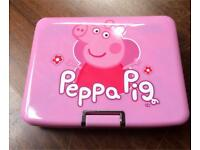 Peppa pig portable cd/DVD player