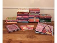 Jacqueline Wilson book collection 34 books