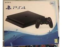 ** Brand New** PlayStation 4