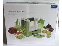 Lurch Tri-blade Fruit Vegetable Spiralizer
