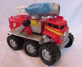Matchbox Talking Smokey the Fire Truck