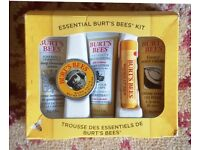 Essential Burt's Bees Kit (NEW)