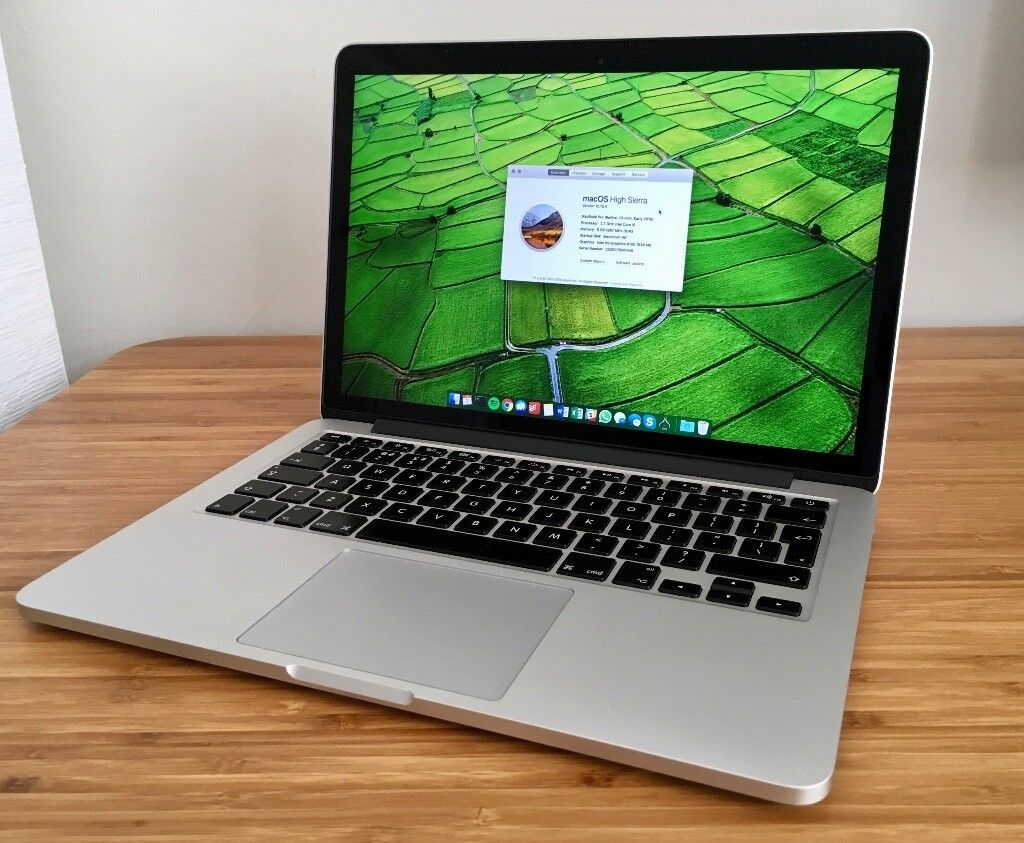 Apple MacBook Pro 13'' Retina | Early 2015 | 2.7GHz i5, 8GB RAM, 256GB SSD | Excellent condition