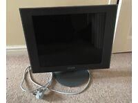 Sony TFT LCD Monitor
