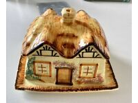 Cottage Butter/Cheese Dish