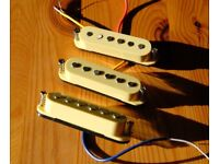 Stratocaster Guitar Pickups