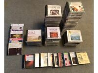 Classical CD Collection (Over 300 cds)