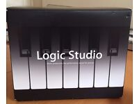 NEW Genuine Apple Logic Pro Studio 8 MainStage Soundtrack Pro 2 Music Software