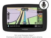 TomTom Car Sat Nav GO 5200, Hardly used, excellent condition, with charger/mount