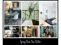 Spring Clean Clutter