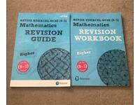 Edexcel Higher Maths Revision Guide And Workbook