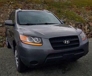 2009 Hyundai Santa Fe GL