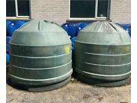 2600 litre single skin beehive diesel tanks