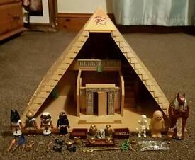 Playmobil Egyptian Pyramid playset