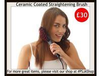Ceramic Coated Straightening Brush