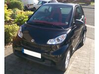 Smart Fortwo PASSION Mhd Semi Auto - SatNav, USB 2010